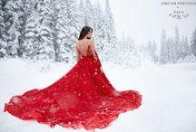 Photoshoot winter