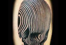 Black&White Tattoo / Tattoo