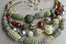 Jewelry Ideas... for Christeen! / Some really beautiful jewelry ideas from some very clever people! / by Kathleen Ordiway