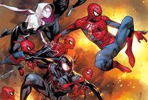 Marvel & DC / Heróis da Marvel e da DC