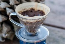 Coffee / The wonderful caffeine conduit that keeps the world spinning