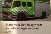 A GREENER FIRE DEPARTEMENT! I'm trying to green up my departement. / Sustainability
