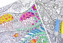 Coloring Pages - For Me