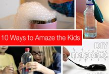 Amazing ideas for the kids