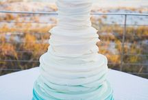 Wedding Ombre Decoration