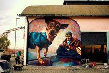 El Marian (Mariano Antedomenico) / Street art