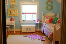 Bella's big girl room