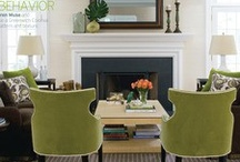 Fireplace Ideas / by Charlotte Campbell
