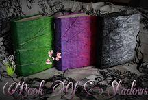 Handmade Book Of Shadows