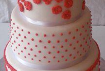 Taart / cake (bakken)