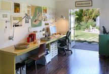 Home Office / by Rebecca Ammerman
