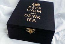 boite à thé