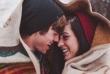 Poses I want: Engagement
