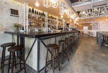 Restaurantes de moda de Madrid / Sitios y lugares nuevos, novedosos que nos molan