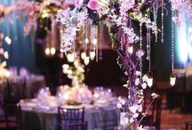 Trees - Ideas for centrepieces and decor