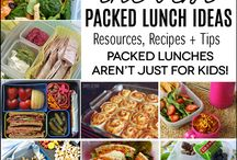 Packed lunches / by Lisa McRae