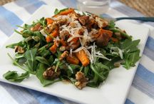 Healthy Salads to Try / Healthy & flavorful salads to prove they don't need to be boring.