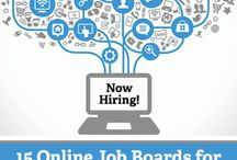 The Job Search / by UNC UCS