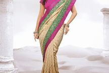 Chiffon Sarees Blogspot / Jugniji.com : A huge sparkling collection of Indian ethnic wear in our attention-grabbing online showroom whose variety is growing every month.## http://goo.gl/QEwb2e