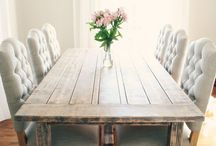 Dining Room furniture / Dining rooms
