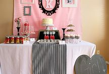 Home: Hosting Ideas {party 101} / Party Hosting Ideas for when I have a dinner party... / by Esme Ramirez
