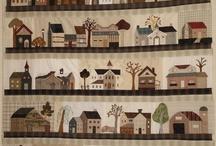 chaloupky patchwork