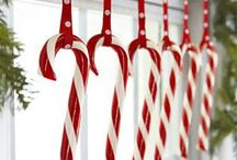 christmas decorations / by Sharon Collantine