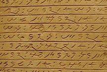 Ancient Language Script