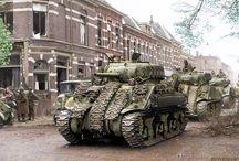 Sherman M4 tank & variants