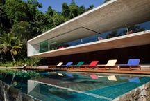 Modern brazilian house