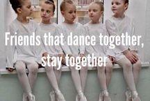 Punta di piedi / #ballet #ballare
