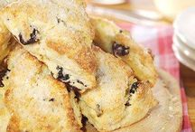 Muffins and scones / by Meggles