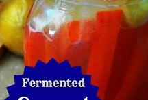 Oppskrifter: Lacto fermentering