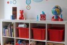 Kid storage