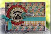 Handmade Cards / Who doesn't LOVE a handmade card?  / by Julia Sava
