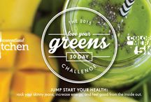 2015 Love Your Greens 30 Day Challenge