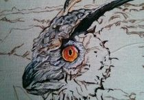 Spirit Owls