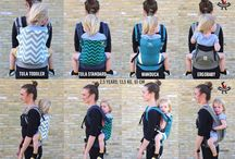 Compare baby carriers