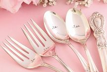 Fancy Flatware / by Pamela Copeman