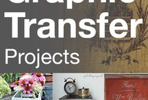 DIY Printing & Transferring