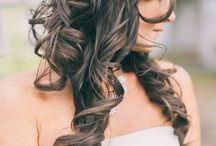 Mariage coiffure de la mariée