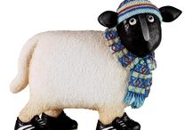 Ewe & Me / Many of Toni Goffe's ideas are inspired by his own treasured pets, but the story behind Ewe and Me is slightly different…
