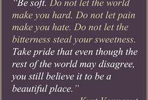 Favorite quotessss