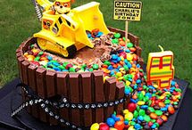 Birthday Party: Construction
