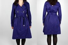 Trench coat patterns