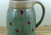 beer mugs - ceramics