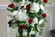 Florystyka-Układanie kwiatów