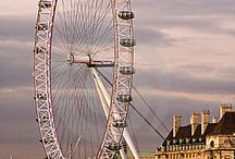 Locations for London Photography / Locations which make picturesque back-drops for a photoshoot in London.