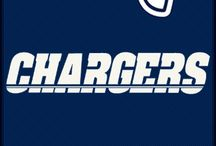 San Diego Chargers / Bolts fan / by Calvin Keel