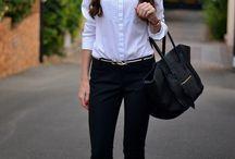 Fashionably Corporate